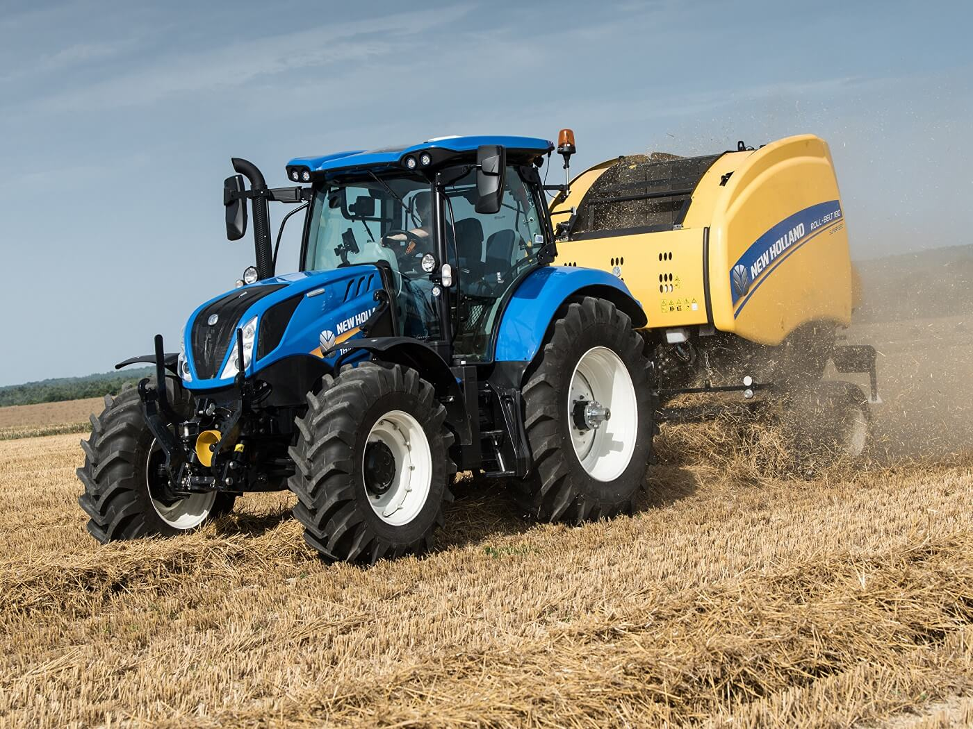 Plavi dizel u poljoprivredi
